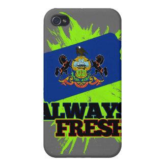 Always Fresh Pennsylvania iPhone 4/4S Cases