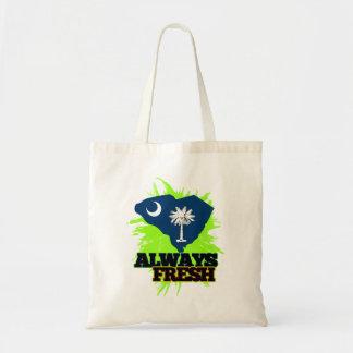 Always Fresh South Carolina Tote Bag