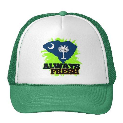 Always Fresh South Carolina Trucker Hat