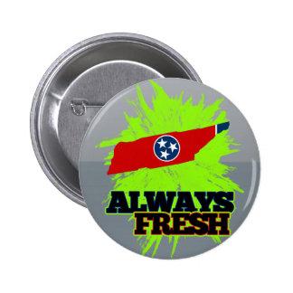 Always Fresh Tennessee Pinback Button