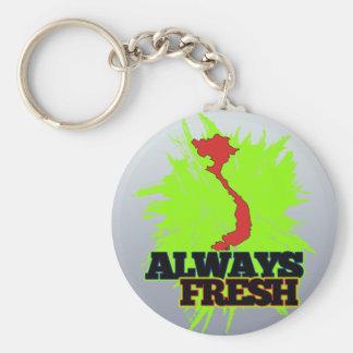 Always Fresh Vietnam Key Chain