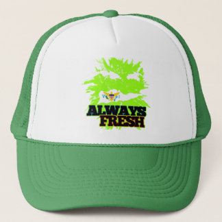 Always Fresh Virgin Islands Trucker Hat