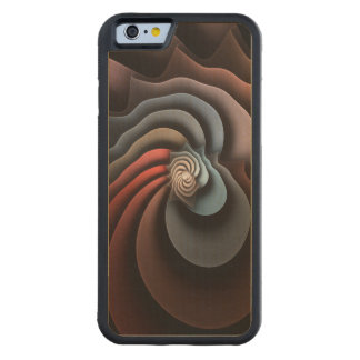 Always Good News Carved® Maple iPhone 6 Bumper Case