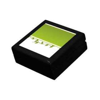 Always Green Trinket Box