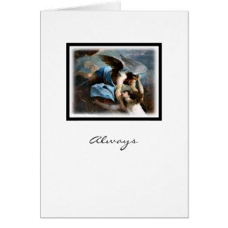 Always - Guardian Angel - Greeting Card