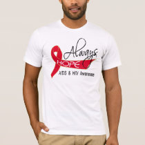 Always Hope AIDS T-Shirt