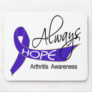 Always Hope Arthritis Mousepad
