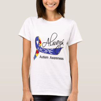 Always Hope Autism T-Shirt