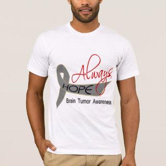 Always Hope Brain Tumor T-Shirt