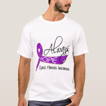 Always Hope Cystic Fibrosis T-Shirt