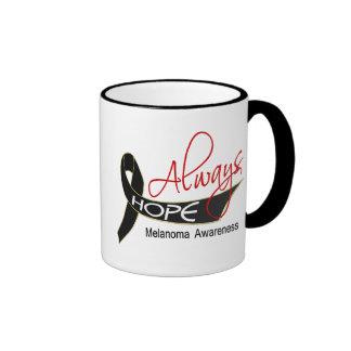 Always Hope Melanoma Mug
