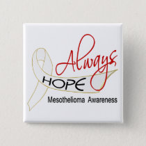 Always Hope Mesothelioma Button