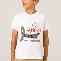 Always Hope Parkinson's Disease T-Shirt