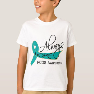 Always Hope PCOS T-Shirt