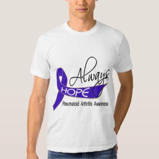 Always Hope Rheumatoid Arthritis T Shirt