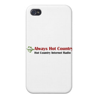 Always Hot Country Merchandise Cover For iPhone 4