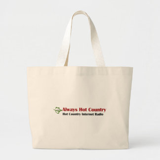 Always Hot Country Merchandise Jumbo Tote Bag