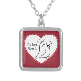 Always in my heart custom jewelry
