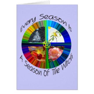 Always In Season Card