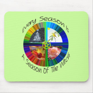 Always In Season Mouse Pad
