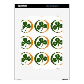Always Irish iPad 2 Decal