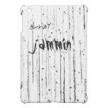 Always jammin' grunge/rock iPad case