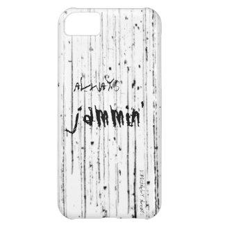 Always jammin grunge rock iPhone case Case For iPhone 5C