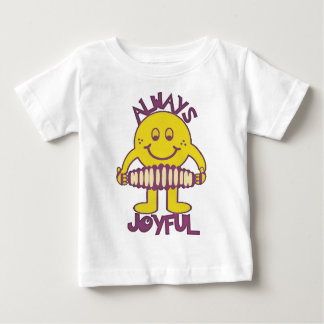 Always Joyful.png Baby T-Shirt