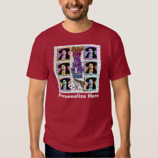Always Keep Your Back to the Wall T-Shirt