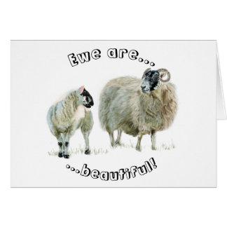 Always listen to your Maaa! Card