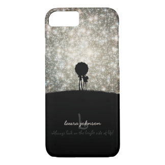 Always look on the bright side of life! iPhone 7 case