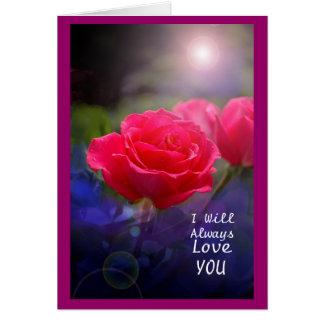 Always Love You Card