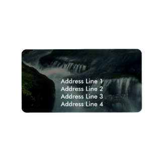 Always Moving Address Label