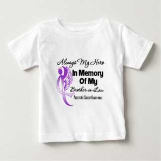 Always My Hero Brother in Law - Pancreatic Cancer Tees