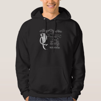 Always My Hero In Memory Daddy - Lung Cancer Hoodies