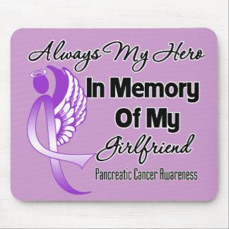 Always My Hero In Memory Girlfriend - Pancreatic C Mouse Pads