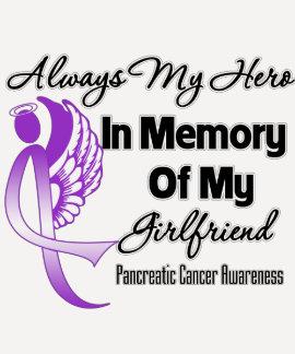 Always My Hero In Memory Girlfriend - Pancreatic C Shirt