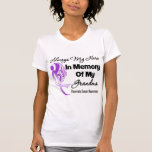 Always My Hero In Memory Grandma - Pancreatic Canc Shirt