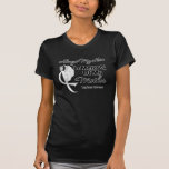 Always My Hero In Memory Mother - Lung Cancer Tshirts