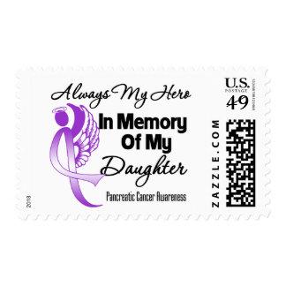 Always My Hero Memory Daughter Pancreatic Cancer Stamps