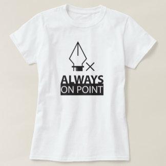 Always On Point Tee Shirt