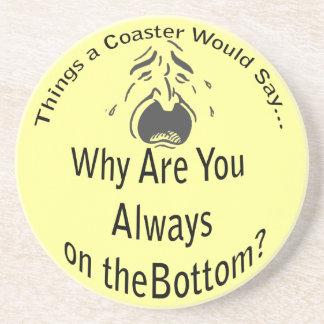Always on the Bottom Light Coaster