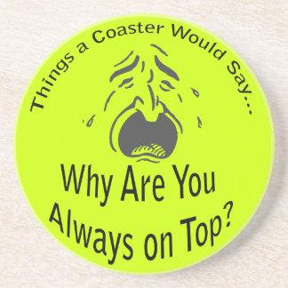 Always on Top Light Coaster