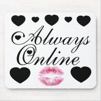 Always Online MousePad