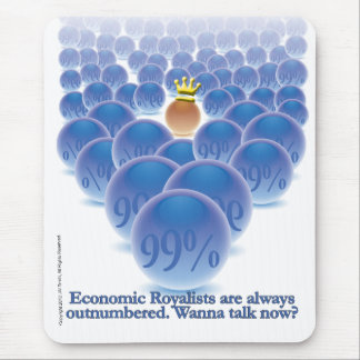 Always Outnumbered Mouse Pad