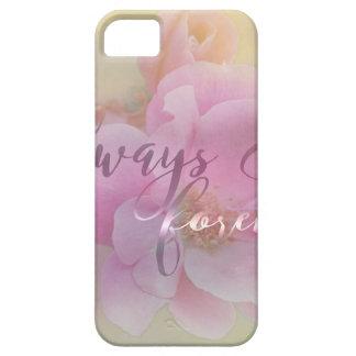 Always pink rose.jpg iPhone 5 case