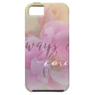 Always pink rose.jpg iPhone 5 cases