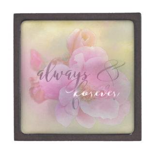 Always pink rose.jpg keepsake box