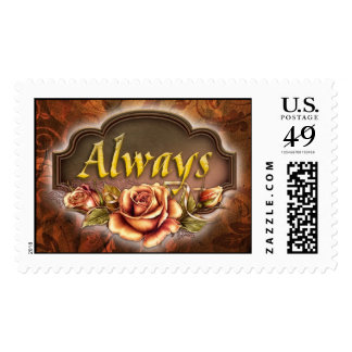 Always - Postage Stamp