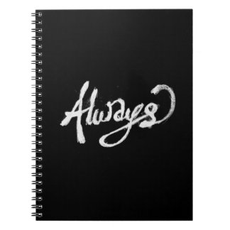 ALWAYS PROMISES LOVE FRIENDSHIP LOYALTY EXPRESSION NOTE BOOKS